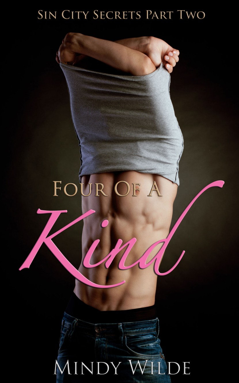Four Of A Kind (Sin City Secrets Vol. 2)