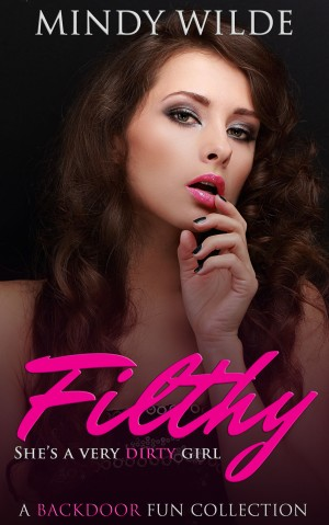 Sexy Makeup Woman Flirting With Finger Near Pink Lips
